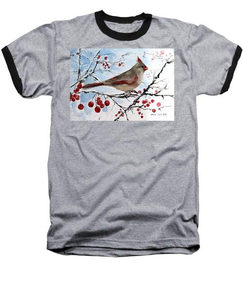 The Visit Baseball T-Shirt