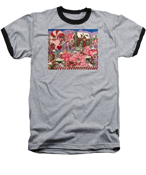 Ms. Elizabeth Peppermint World Baseball T-Shirt