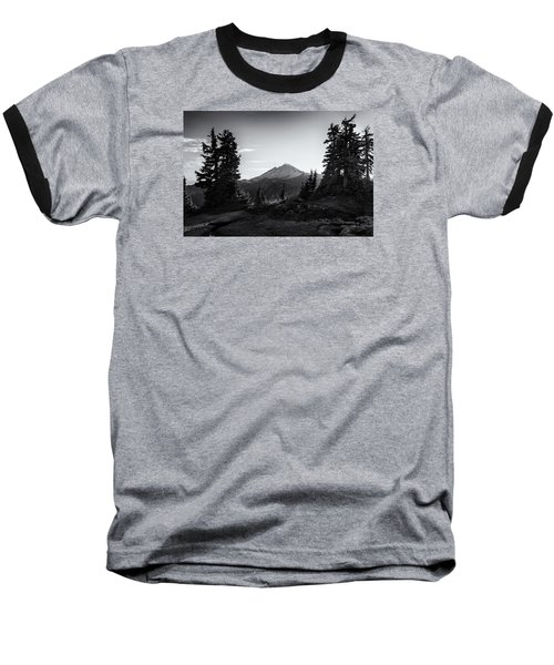 Mt. Baker  Baseball T-Shirt