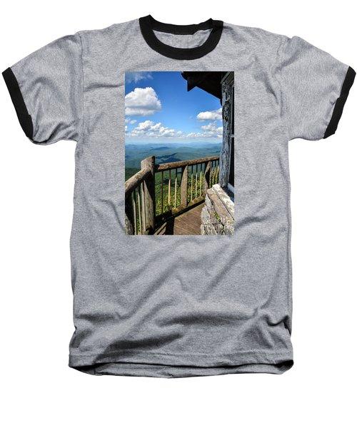 Mt. Cammerer Baseball T-Shirt