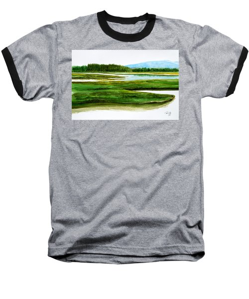 Mt Desert Island Baseball T-Shirt