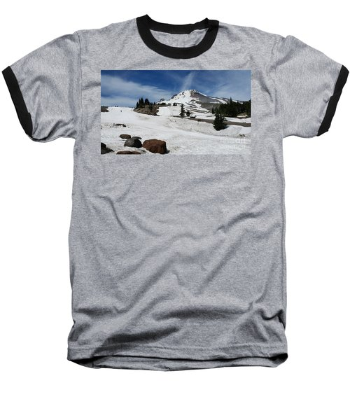 Mt. Hood In June Baseball T-Shirt