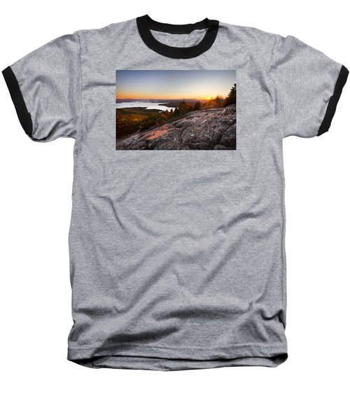 Mt. Major Summit Baseball T-Shirt