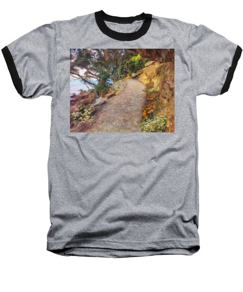 Mt. Maunganui Base Walk Baseball T-Shirt