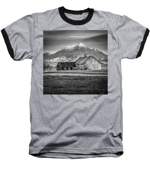Mt Pilchuck Baseball T-Shirt