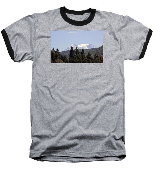 Mt. Rainier Baseball T-Shirt