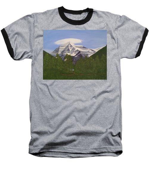 Mt. Robson, Bc Baseball T-Shirt