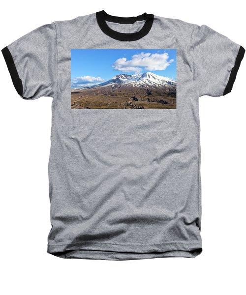Mt Saint Helens Baseball T-Shirt