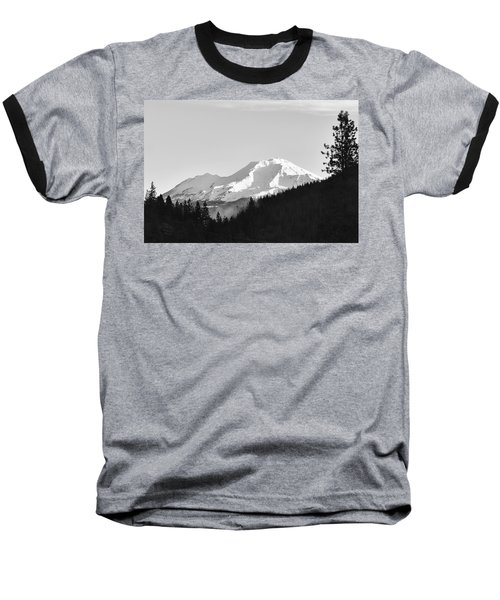 Mt Shasta Baseball T-Shirt