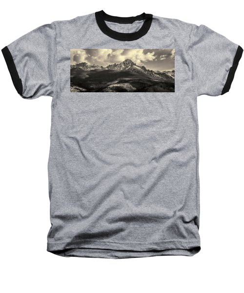 Mt. Sneffels Baseball T-Shirt