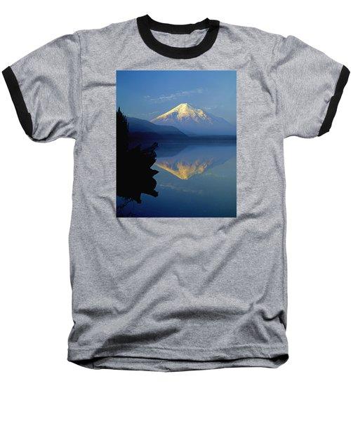 1m4907-v-mt. St. Helens Reflect V  Baseball T-Shirt