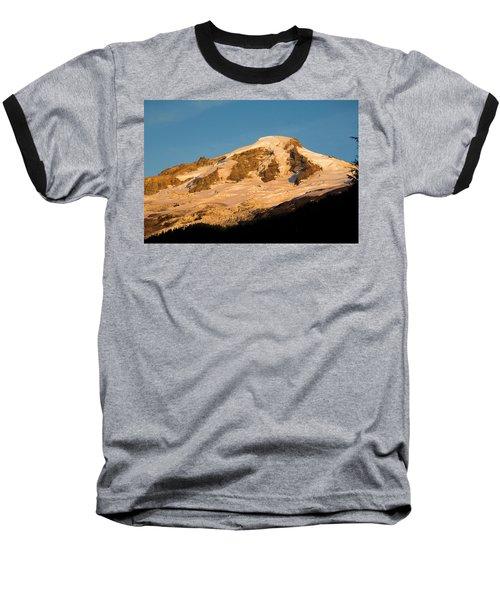 Mt.baker At Sunset  Baseball T-Shirt