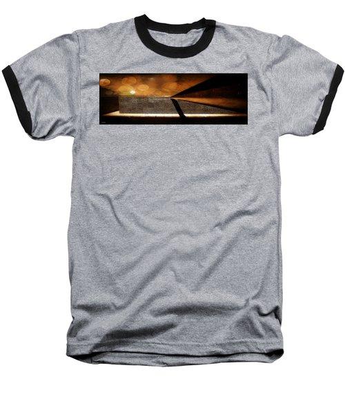 Mucem,panoramic,bokeh Baseball T-Shirt