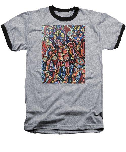 Muchadumbre # 10 Baseball T-Shirt