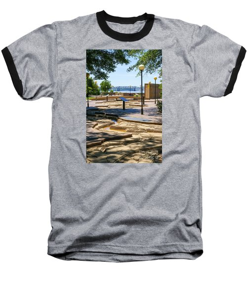 Mud Island Park Baseball T-Shirt