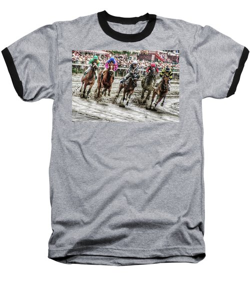 Mudders Baseball T-Shirt