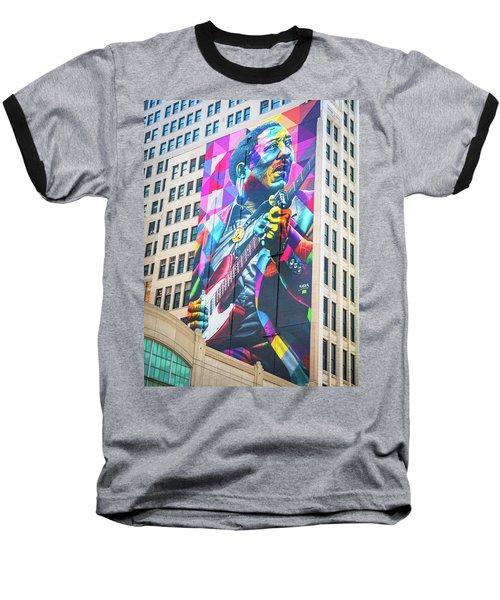 Muddy Waters Baseball T-Shirt