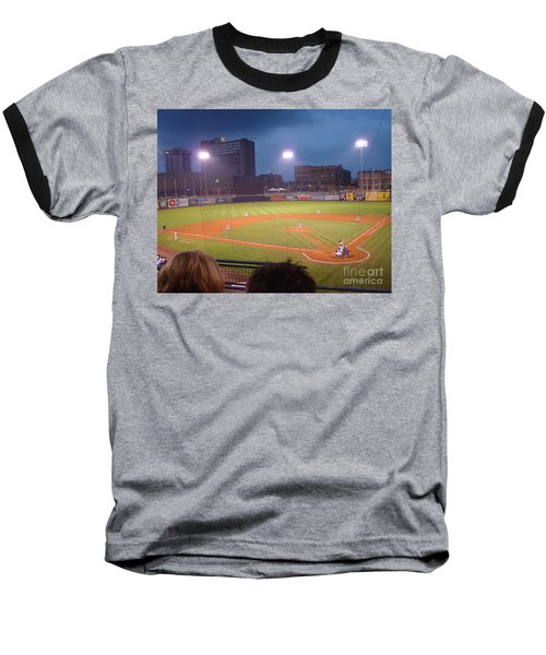 Mudhen's Game Baseball T-Shirt
