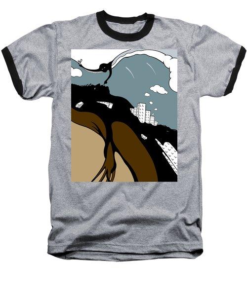 Mudslide Baseball T-Shirt