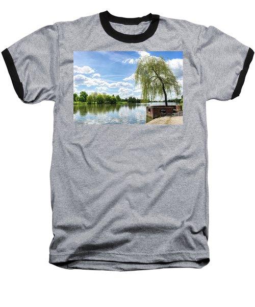 Muenster Aasee Baseball T-Shirt