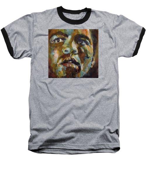 Muhammad Ali   Baseball T-Shirt