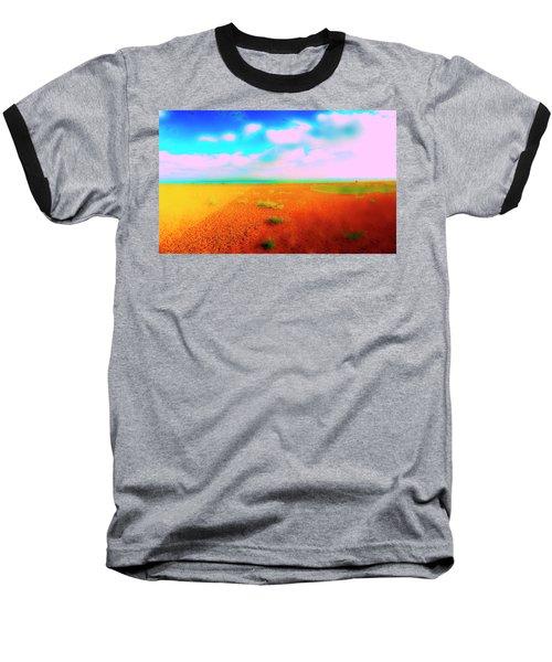 Mulberry Land Baseball T-Shirt by Jan W Faul