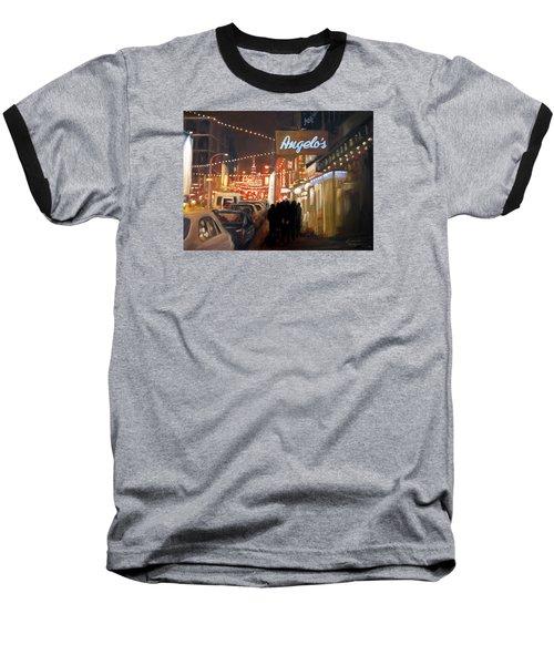 Mulberry St. Nyc Baseball T-Shirt