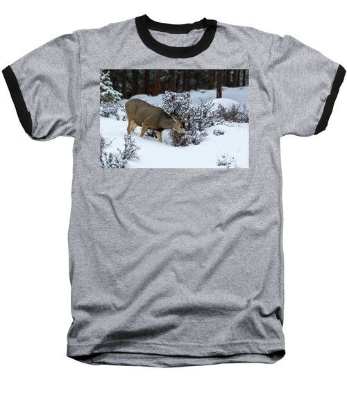 Mule Deer - 9130 Baseball T-Shirt