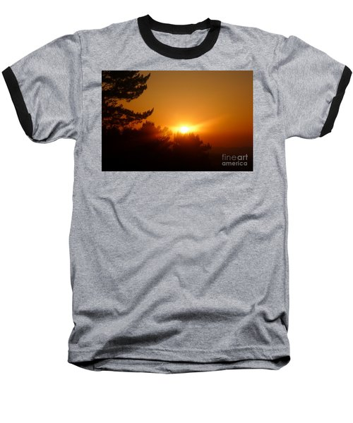 Baseball T-Shirt featuring the photograph Mulholland  by Nora Boghossian