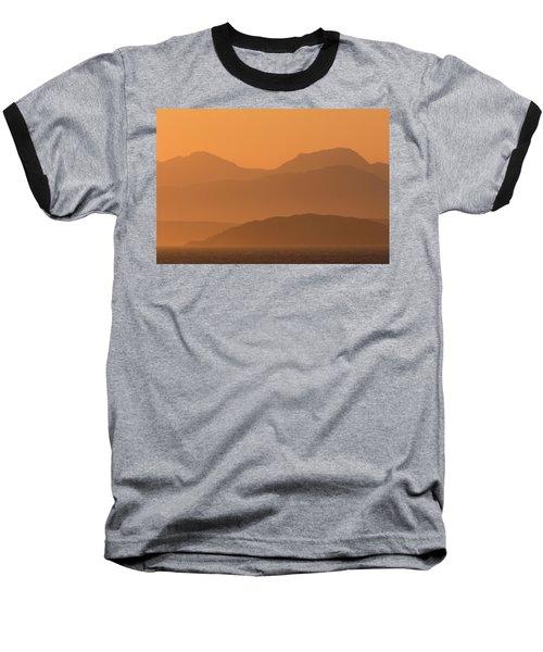 Mull Sunrise Baseball T-Shirt