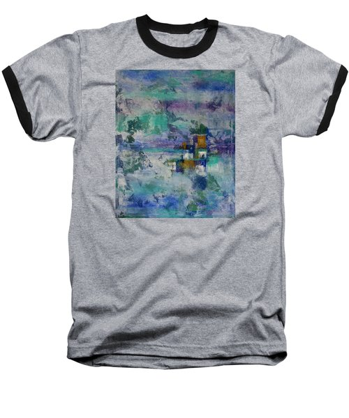 Multi-dimensional Portals Baseball T-Shirt