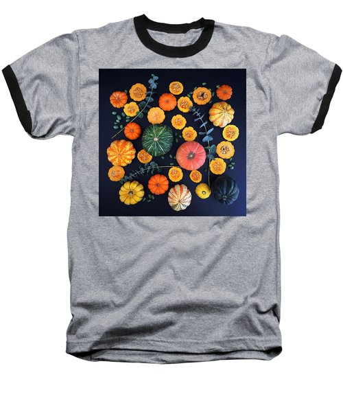 Multiple Squash Baseball T-Shirt