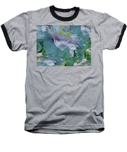 Multiplicity 23 Baseball T-Shirt by Lynda Lehmann