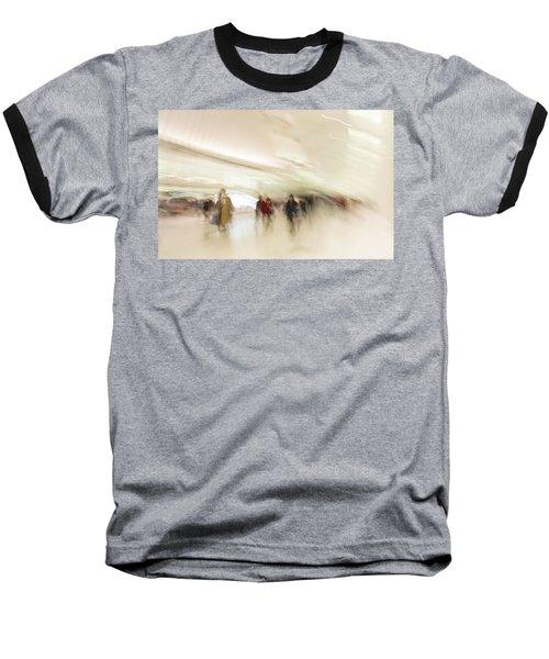 Multitudes Baseball T-Shirt