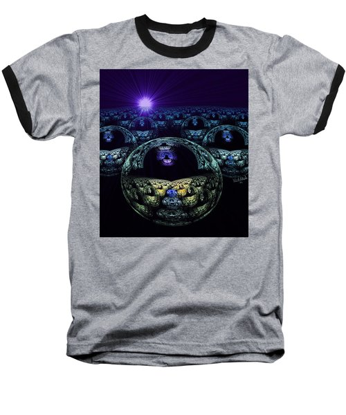 Multiverse Baseball T-Shirt
