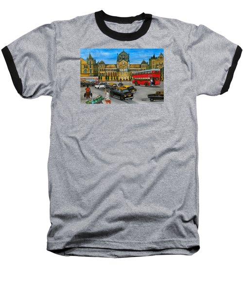Mumbai Meri Jaan Baseball T-Shirt
