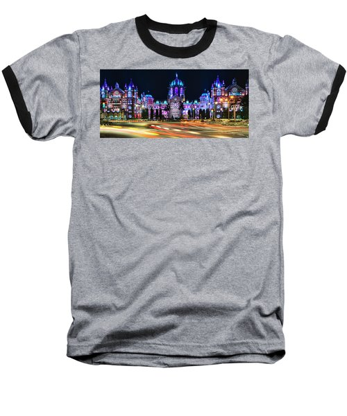 Mumbai Moment Baseball T-Shirt