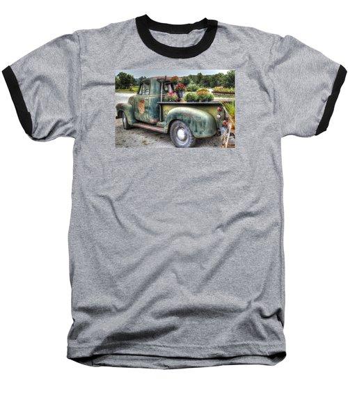 Mums The Word Baseball T-Shirt