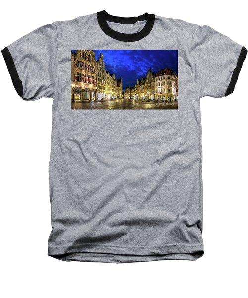 Munster Prinzipalmarkt Baseball T-Shirt