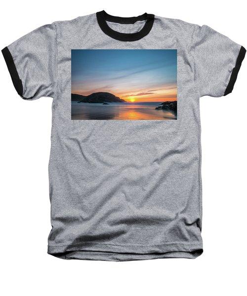 Murder Hole Beach Baseball T-Shirt