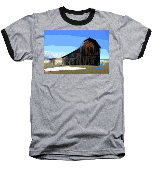 Murphy's Barn Baseball T-Shirt