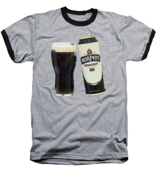 Baseball T-Shirt featuring the photograph Murphys Draught by Ericamaxine Price
