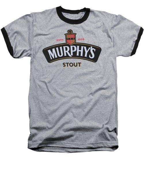 Murphys Irish Stout Baseball T-Shirt