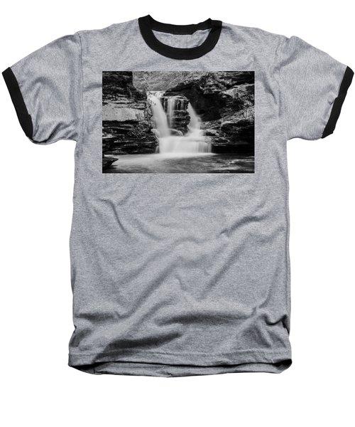 Baseball T-Shirt featuring the photograph Murray Reynolds Falls - 8557 by G L Sarti