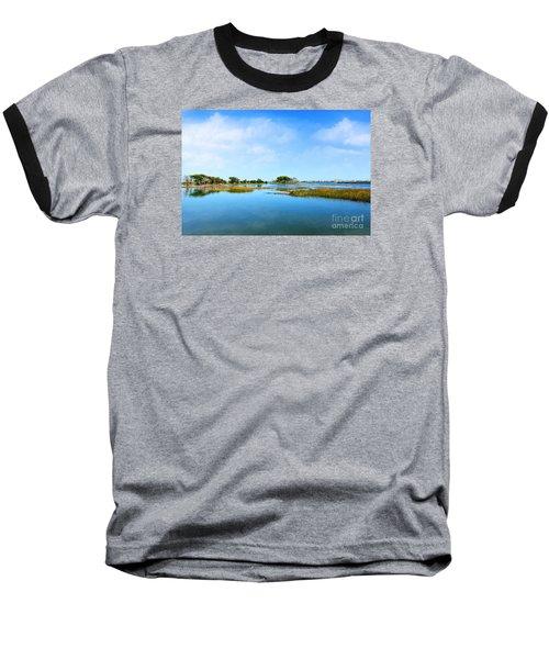 Murrells Inlet Baseball T-Shirt by Kathy Baccari