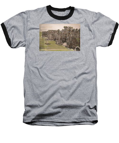 Murud Janjira Fort Baseball T-Shirt
