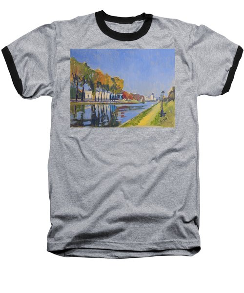 Musee La Boverie Liege Baseball T-Shirt