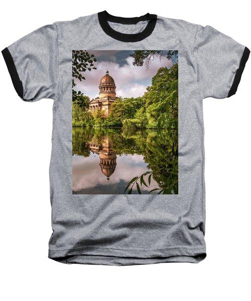 Museum At The Zoo Baseball T-Shirt