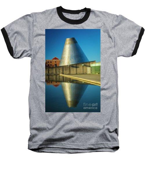 Museum Of Glass Tower Baseball T-Shirt