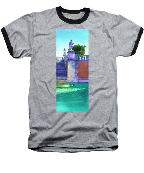Museum Pool, Miami Baseball T-Shirt